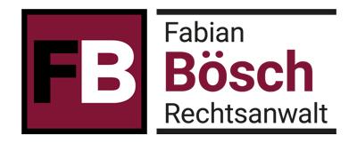 Rechtsanwalt Fabian Bösch