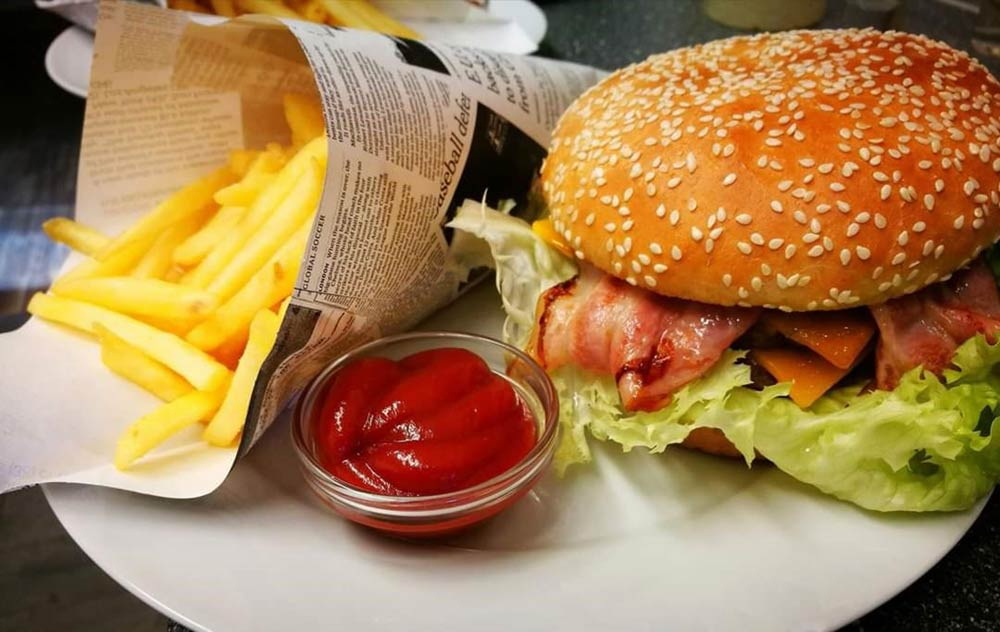 Sportcafe Burger