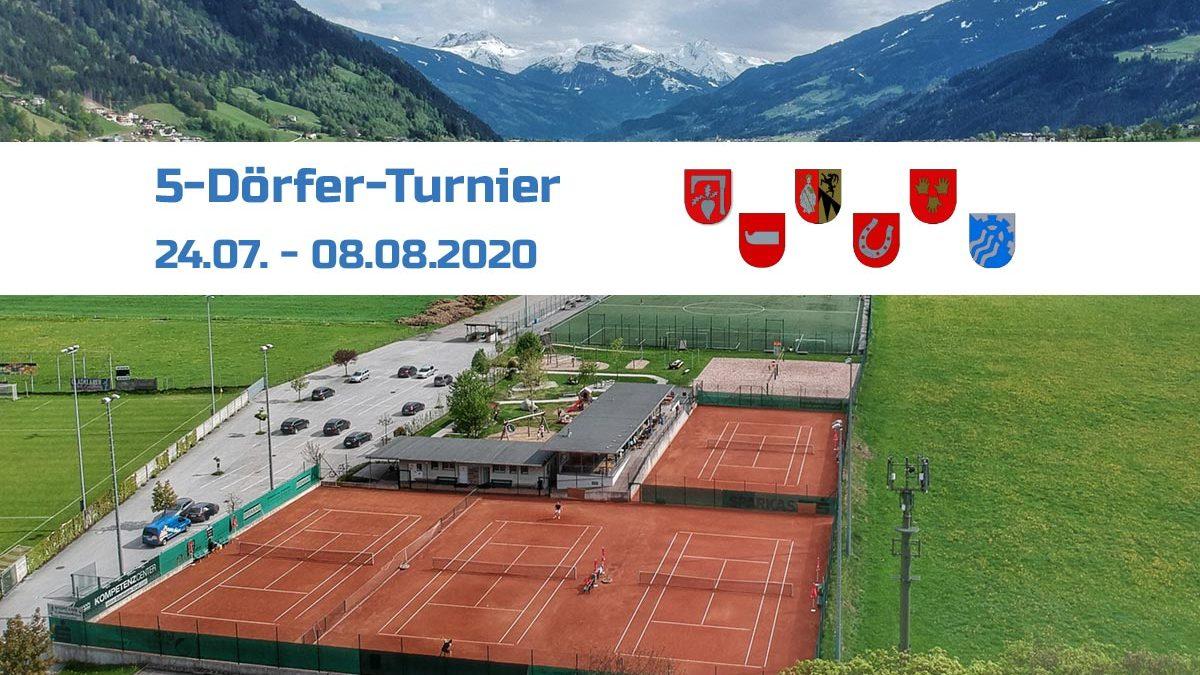 5-Dörfer-Turnier 2020